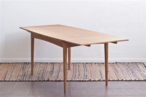 grande table de salle 224 manger scandinave en teck en vente sur pamono