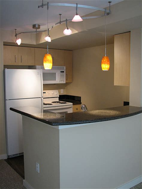 Kitchen Track Lighting Ideas Pictures by 3 Ideas For Kitchen Track Lighting With Different Themes