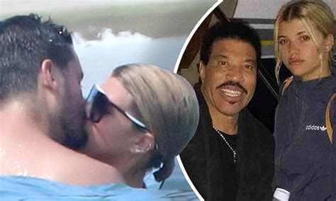 Lionel Richie 'scared To Death' Because Daughter, Sofia