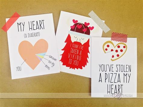 14 Unique Valentine's Day Cards For Your Sweetie