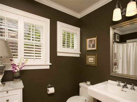 bathroom paint colors for a small bathroom best