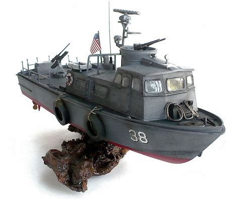 Swift Boat Rc Model by Revell S 1 48 Scale Us Navy Swift Boat Pcf Boat