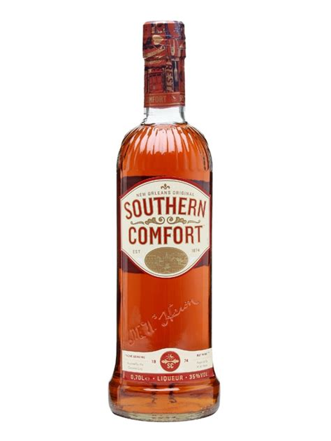 Southern Comfort Liqueur  The Whisky Exchange