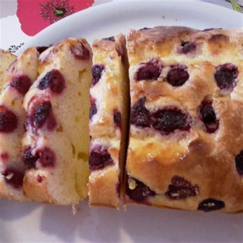cake 224 la ricotta citron framboises cooking chef de kenwood espace recettes