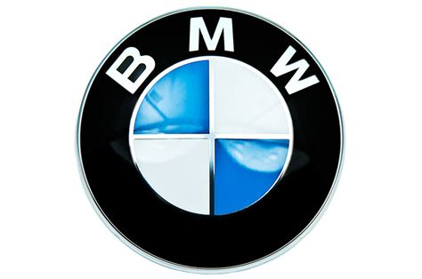 Bmw Genuine Front Bonnet Roundel Emblem Badge Z4 E85/e86
