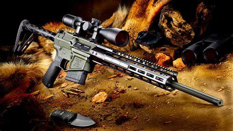 Wilson Combat Hunter Series 308 Ar Rifles  308 Ar