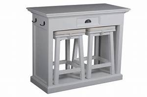 Bartisch Mit Regal : bartisch mit hocker wei g nstig kaufen bei yatego ~ Markanthonyermac.com Haus und Dekorationen