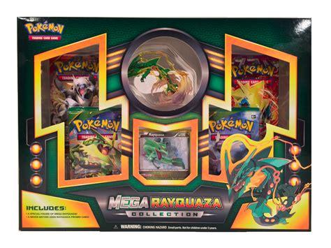 mega rayquaza premium collection box da card world
