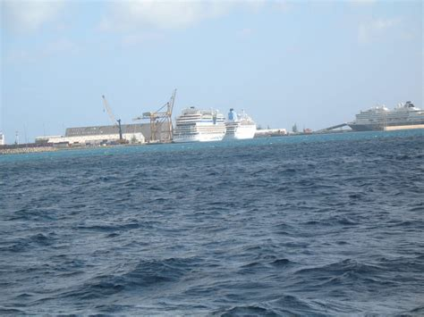 Tiami Catamaran Cruises Barbados Bridgetown by Bild Quot Bridgetown Barbados Hafen Quot Zu Tiami Catamaran