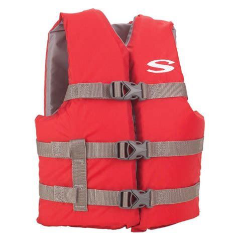 Boating Life Vest stearns youth red boating life vest 3000004472 the home