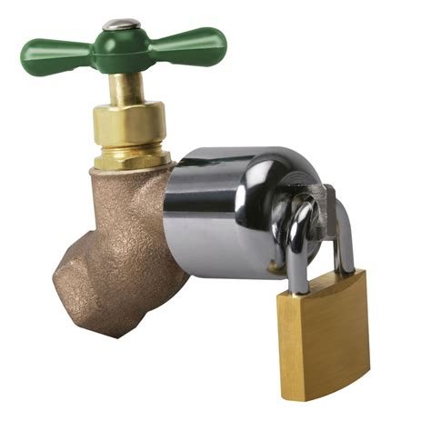 hose bibb outdoor faucet lock from sporty s tool shop