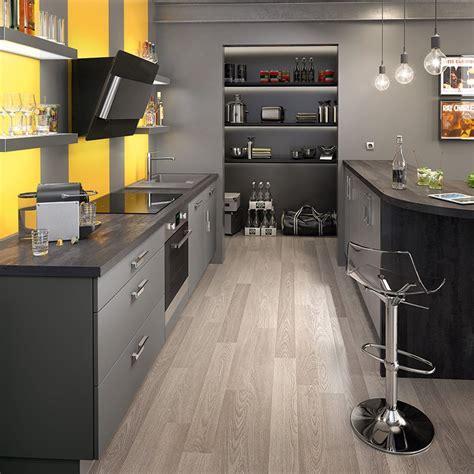 cuisine grise maison