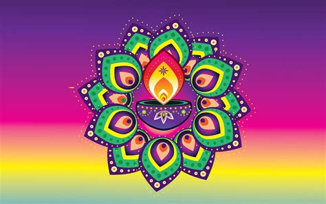 Amazing Rangoli Designs Hd Wallpapers