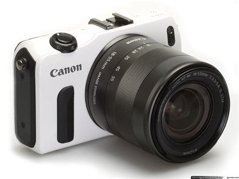Canon EOS M handson preview Digital Photography Review