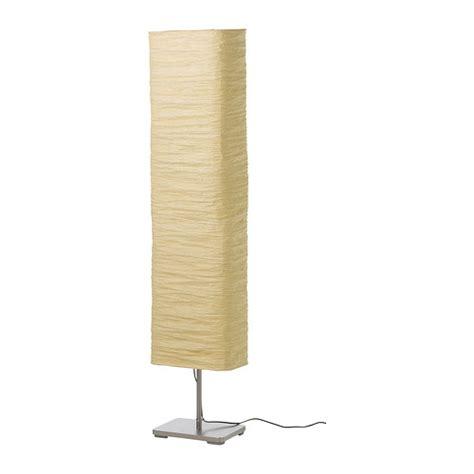 ikea magnarp light floor l set of 2 rice paper shade