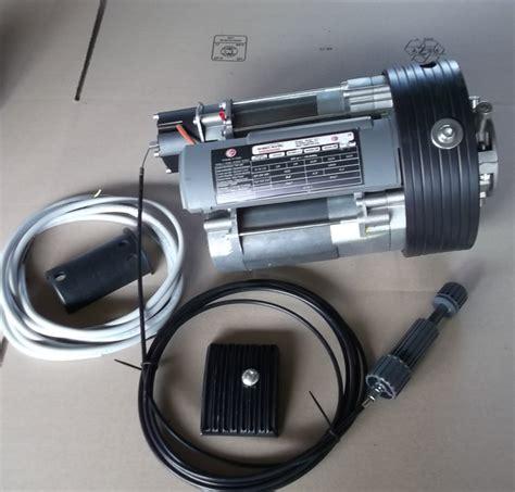 moteur central pour rideau metallique 300 kg