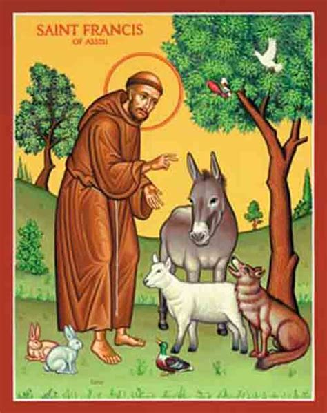 st francis animal blessings liturgy