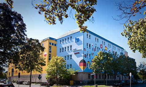 Haus International In Munich  Best Hostel In Germany