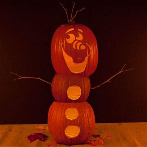 Totoro Pumpkin Pattern by Olaf Pumpkin Carving Template Disney Family