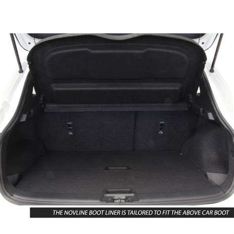 Qashqai Rubber Boot Mat by Nissan Qashqai 14 18 Rubber Boot Liner Tailored Fitted