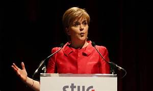 Sturgeon: PM called election before 'alleged expenses ...