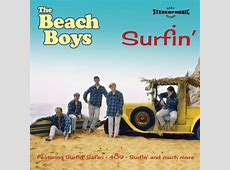 The Beach Boys CD Surfin Original Recordings 196162 2