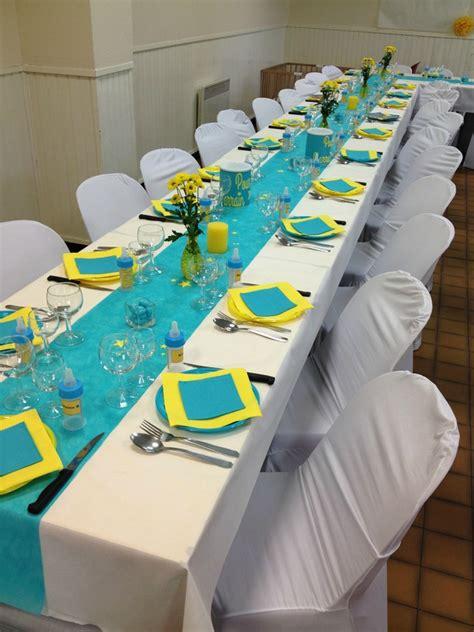 decoration bapt 234 me turquoise jaune creameliascrap