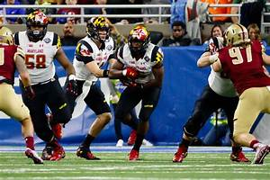 Maryland Football: Several Terps land on Athlon Sports ...