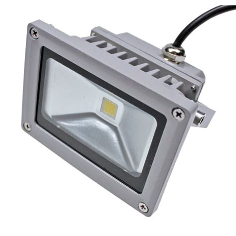 projecteur led 12v 10w 730 lm sur solairepratique eclairage led 12v eclairage led