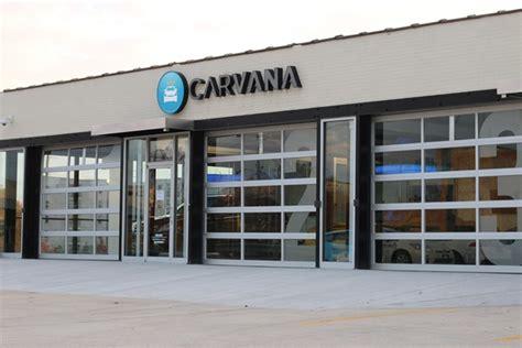 Carvana's Usedcar Vending Machine Is A Novel Idea News