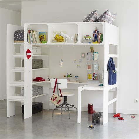 la redoute lit bureau et commode gain de place bcn amenagement gt int