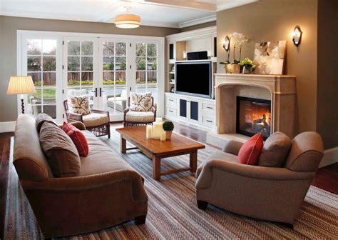 Images Of Traditional Living Rooms With Fireplaces