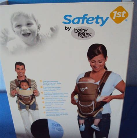 porte bebe youmi safety 1st by baby relax a vendre