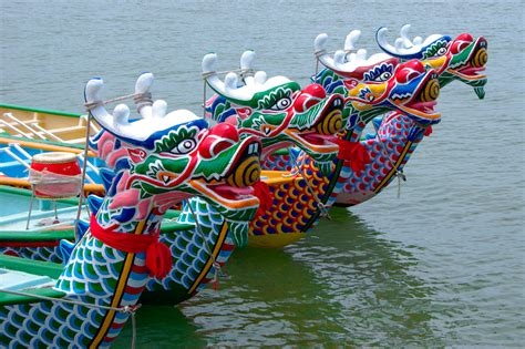 Dragon Boat Festival Chinese Name by The Dragon Boat Festival Local Concept
