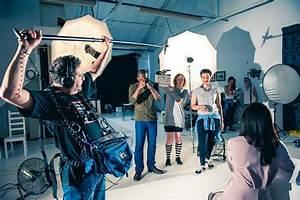 HUSH - Behind the Scenes Photos