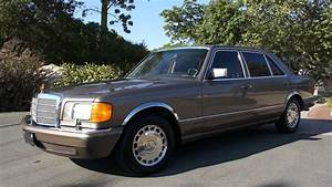 W126 Mercedes Benz 420SEL 1 Owner CLEAN S-Class 560SEL ...