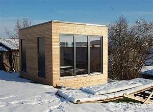 Gartenhaus Mit Glasfront : 42 besten sauna bilder auf pinterest saunen ferienhaus und saunahaus garten ~ Markanthonyermac.com Haus und Dekorationen
