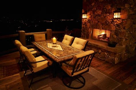 Patio And Deck Lighting Ideas by Patio Pergola And Deck Lighting Ideas And Pictures