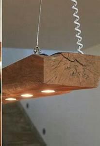 Deckenlampe Selber Machen : lampen aus holz selber bauen ~ Markanthonyermac.com Haus und Dekorationen