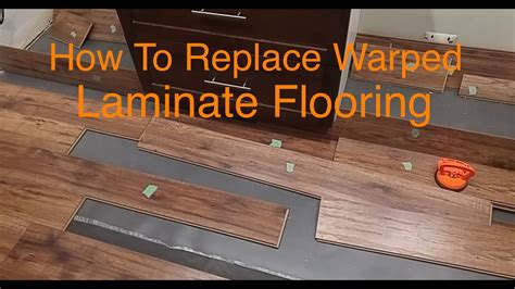 How To Replace Warpedwater Damaged Laminate Floor Boards