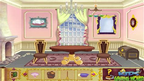 #1 Home Decor Game : Disney Cinderella Dolls House Decorating Cinderellas On