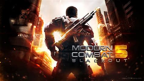 review quot modern combat 5 blackout quot for ios android