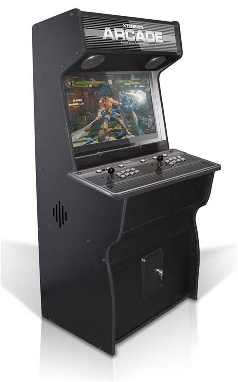 32 quot pro upright xtension arcade cabinet for the xbox 360 ps3 and pc