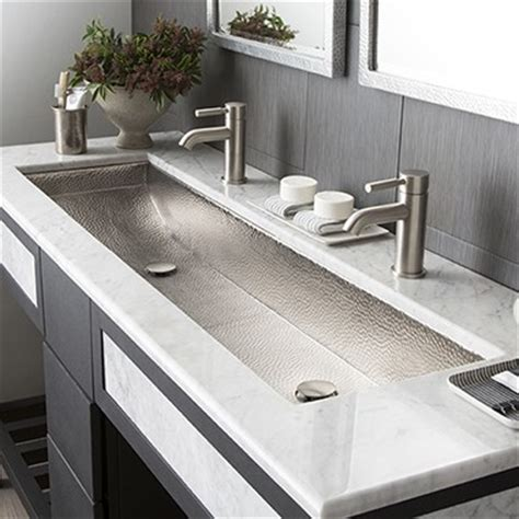 Modern Rectangular Trough Bathroom Sinks  Native Trails. Fence Art. Beautiful Curtains. Vanity Stool. Home Goods Stools. Alternative Closet Doors. Advanced Installs. Whitewash Fireplace. How To Paint A Bathroom