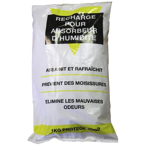 recharge sac pour absorbeur d humidit 233 40 m 178 leroy merlin
