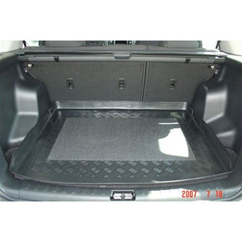 Rubber Boot Liner For Freelander 2 by Freelander Mk2 Boot Liner 2007 Boot Liners Tailored