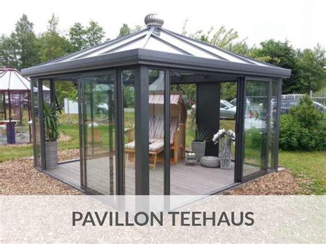Der Hochwertige Luxus Pavillon Für Ihren Garten