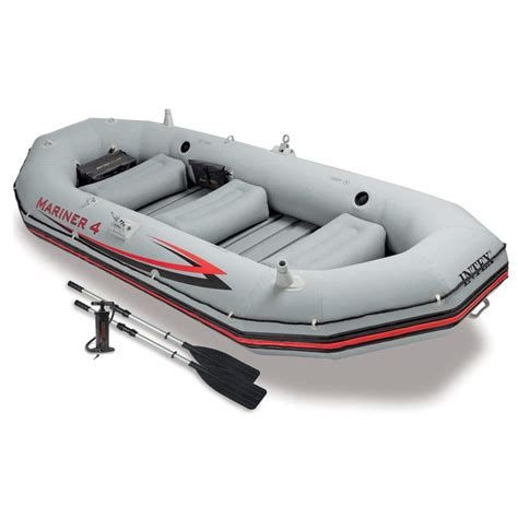 Intex Mariner Inflatable Boat by Best Inflatable Boats Reviews In 2018 Have Fun Rafting