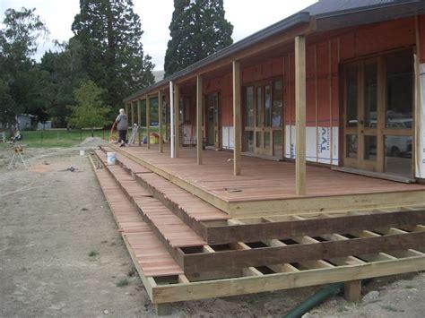 Deck Stairs Calculator Nz by Fences Retaining Walls Decks