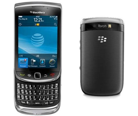 blackberry torch 9800 224 venir chez sfr graphmobile